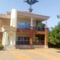 5 BEDROOMS MANSION  FOR SALE BUNGA GABBA RD, KAMPALA