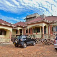 4 Rental houses for sale: Kyanja-Uganda